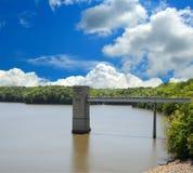 Lago do leste Ohio EUA fork fotos de stock