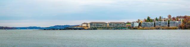 Lago do Ozarks fotos de stock royalty free