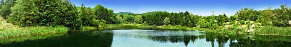 Lago do sonho Fotografia de Stock Royalty Free