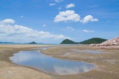 Lago do sul Fotos de Stock