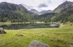 Lago Duisitzkarsee in Austria, Europa Fotografia Stock