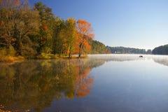 Lago dulce arrow Imágenes de archivo libres de regalías