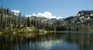 Lago duro creek fotos de archivo libres de regalías