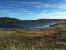 Lago e Fotografia Stock