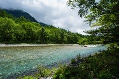 Lago e nuvola Fotografia Stock Libera da Diritti