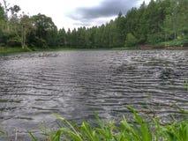 Lago ed acqua Immagine Stock Libera da Diritti