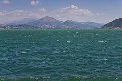Lago Egirdir Foto de archivo libre de regalías
