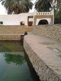 Lago Ein Hossan fotos de archivo libres de regalías