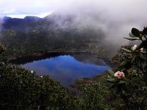 Lago el dormir del milenio de la diosa Fotos de archivo libres de regalías
