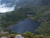 Lago el dormir del milenio de la diosa Foto de archivo libre de regalías