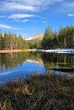 Lago elevado country Fotos de Stock Royalty Free