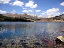 Lago Ellery Fotografia de Stock