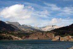 Lago Ellery in California Immagini Stock Libere da Diritti