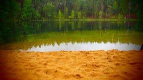 Lago Elovoe Imagenes de archivo
