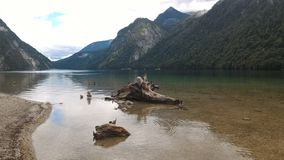 Lago em Áustria fotos de stock royalty free