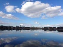 Lago em Baviera, Alemanha imagens de stock royalty free