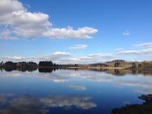Lago em Baviera, Alemanha Fotografia de Stock Royalty Free