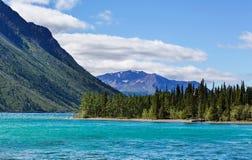 Lago em Canadá imagens de stock