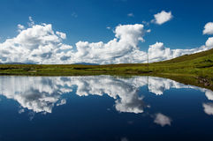Lago em Connemara Fotografia de Stock Royalty Free