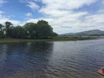 Lago em Mayo Ireland Foto de Stock