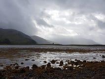 Lago em Scotland Foto de Stock Royalty Free