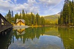 Lago emerald Foto de Stock
