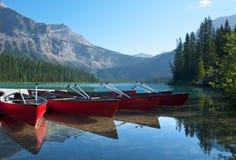 Lago emerald Imagens de Stock Royalty Free