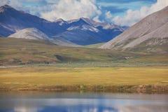 Lago en Alaska foto de archivo libre de regalías