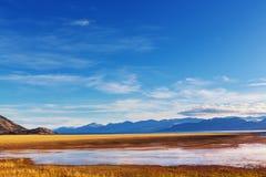 Lago en Canadá foto de archivo libre de regalías