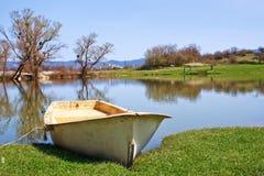 Lago en Crimea Imagen de archivo