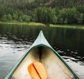 Lago en el soporte Floyen bergen fotografía de archivo