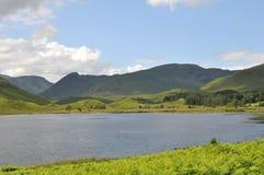 Lago en Escocia Fotos de archivo libres de regalías