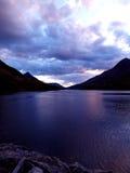 Lago en Escocia Imagen de archivo libre de regalías