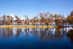 Lago Erhai Fotografia Stock Libera da Diritti