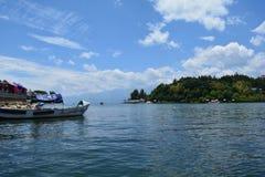 Lago Erhai Imagen de archivo