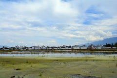 Lago Erhai Imágenes de archivo libres de regalías