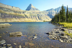 Lago escondido Fotografia de Stock
