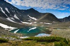 Lago esférico Foto de archivo libre de regalías