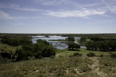 Lago Etling immagine stock libera da diritti