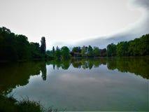 Lago fairytale Imagenes de archivo
