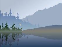 Lago fall