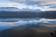 Lago Faskally Fotos de archivo libres de regalías