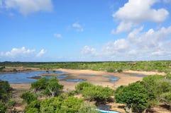 Lago - fauna selvatica Santuary di Yala Fotografia Stock