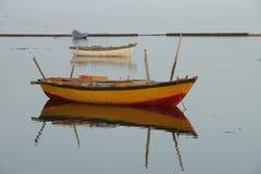 Lago Fayoum Immagine Stock
