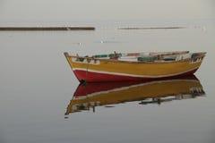 Lago Fayoum Fotografia Stock Libera da Diritti