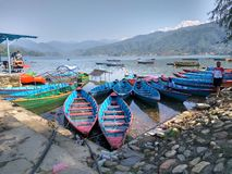 Lago Fewa Fotografia de Stock Royalty Free