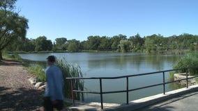 Lago fishing metrajes