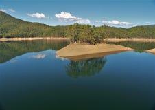 Lago Fontana Imágenes de archivo libres de regalías