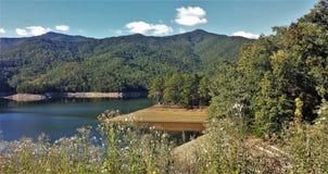 Lago Fontana Foto de archivo
