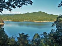 Lago Fontana Foto de archivo libre de regalías